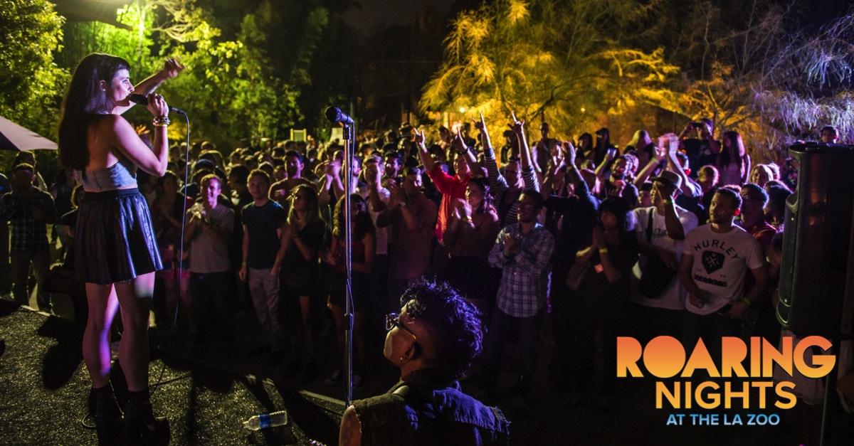 Los Angeles Zoo: Roaring Nights