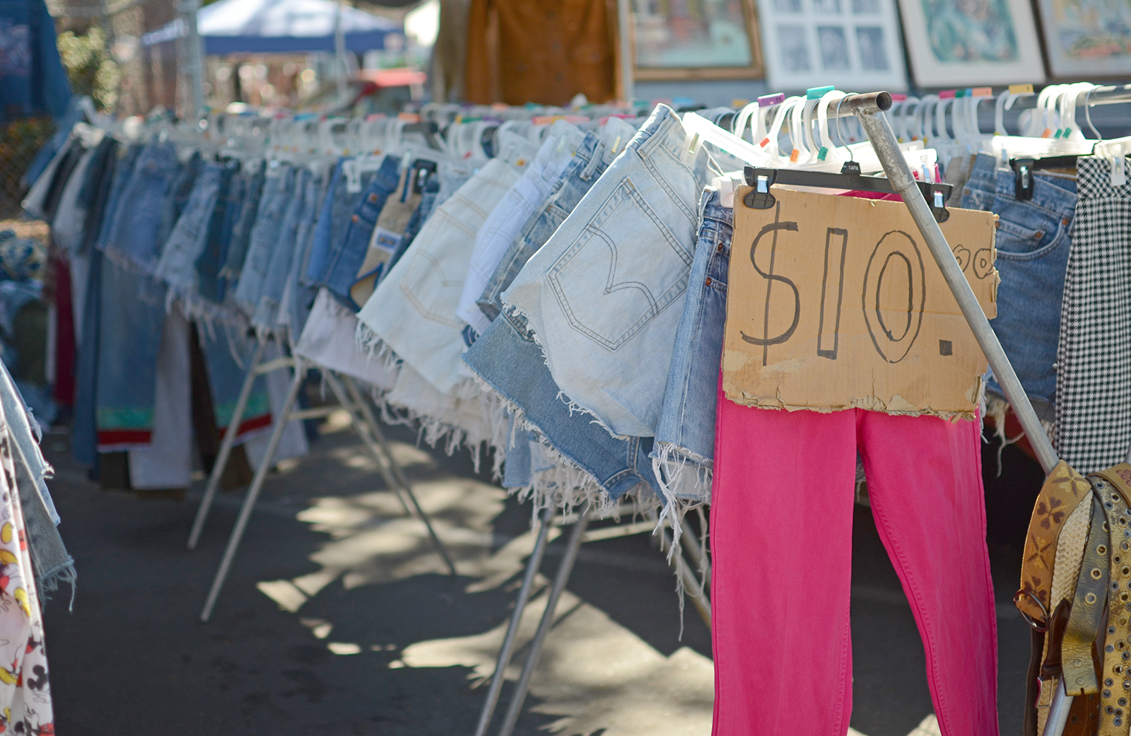 Flea Market Heaven: Melrose Trading Post