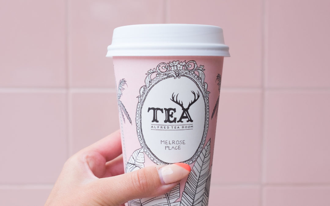 On Our Radar: Alfred Tea Room