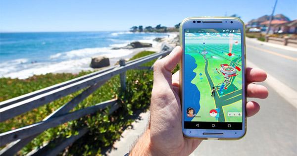 LA's Newest Obsession: Pokémon Go