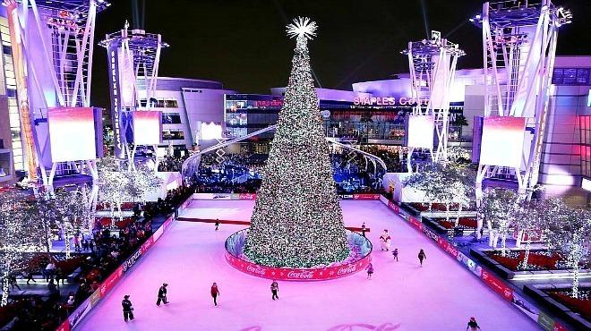 LA-Live-Ice-Skating