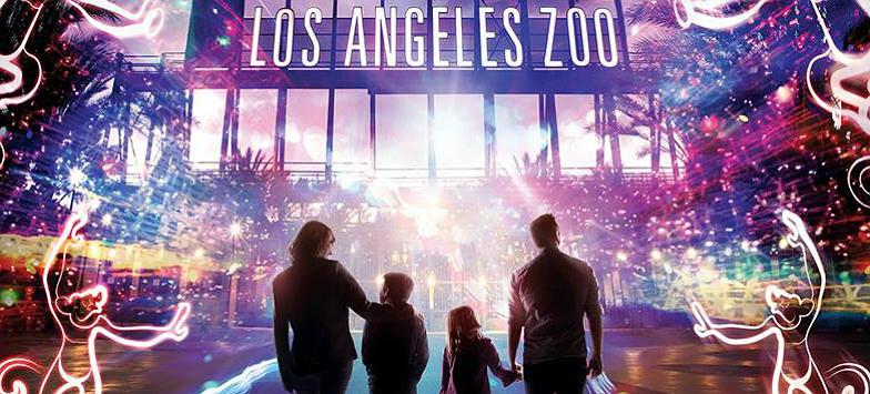 LA Socialites-Reindeer Romp LA Zoo 2